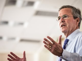 Jeb Bush Says Confederate Flag a 'Racist' Symbol