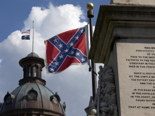 Confederate Flag Clash at South Carolina Statehouse Ends in Arrest