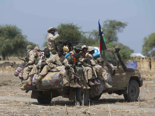 South Sudan's SPLA Raped, Burned Girls Alive: United Nations Report