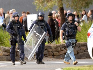 Prison Riot Forces Evacuation of Guards and Staff in Australia