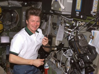 Suited for Space: Cosmonaut Gennady Padalka Sets Record for Days in Orbit