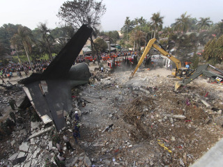 Indonesia Plane Crash Toll Jumps Past 140; Aging Air Force Reviewed