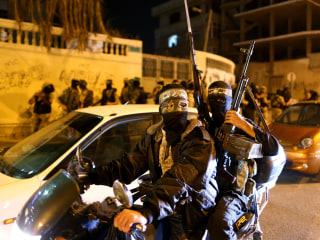 ISIS Supporters Throw Down Gauntlet to Hamas in Gaza