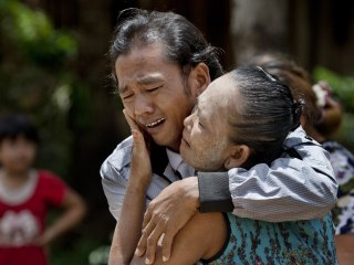 22 Years a Slave: Fisherman Returns Home to Myanmar