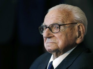 Nicholas Winton, Savior of Children During Holocaust, Dies at 106