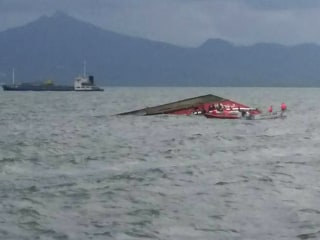 Philippines Ferry Capsizes Killing 36 People, Officials Say