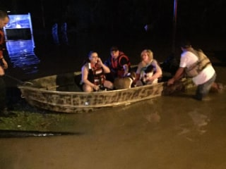 Heavy Rains Trigger Flash Floods in Festus, Missouri; 60 Rescued