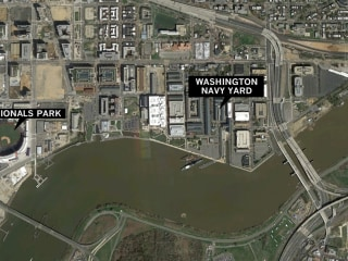 Washington Navy Yard, Site of 2013 Rampage, Locked Down After Reports of Shots