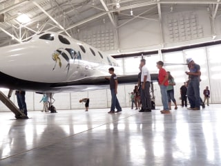 After Virgin Galactic's Tragic Setback, Spaceport America Goes to Plan B