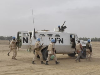 Five U.N. Peacekeepers Killed in 'Vile' Attack in Northern Mali