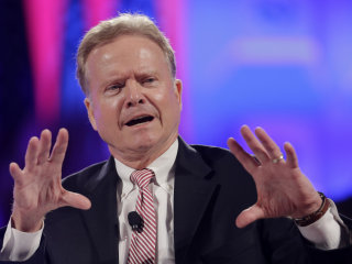 Jim Webb Announces 2016 Presidential Run