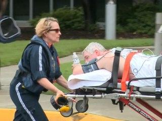Latest North Carolina Shark Attack Victim Says He Feels 'Fortunate'