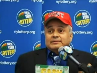 9/11 First Responder Hits $5 Million Lottery Jackpot