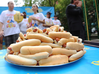 How Did the July 4 Hot Dog Eating Contest Become a Holiday Tradition?