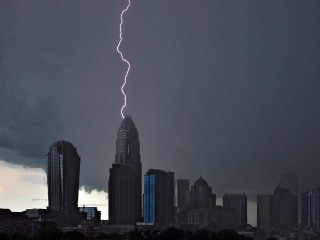 Holiday Thunderstorm Threat Could Increase Lightning Strike Deaths