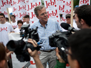 Jeb Bush Says He Takes Trump's Comments on Immigration Personally