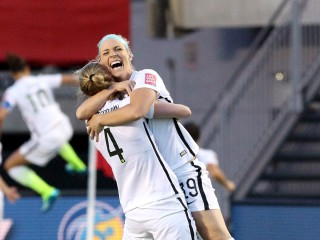 Surprising Emergence of Johnston, Sauerbrunn has Carried USWNT