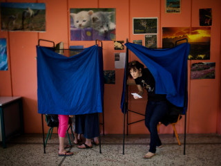 Greece Votes on Its Financial Future