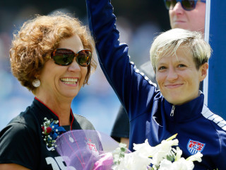 'We Moms Are Ready for It': U.S. Women's Soccer Moms