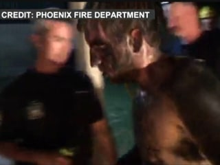 Phoenix Man Rises From Ashes After Getting Stuck in Chimney