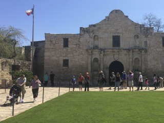 The Alamo, San Antonio Missions Designated As World Heritage Sites