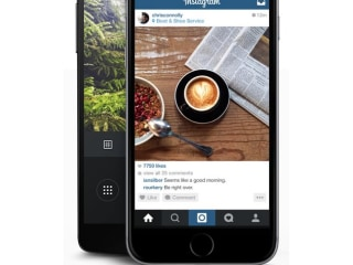 Instagram Update Sharpens Up Your Selfies and Food Pics