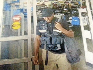 Man Dressed as Armored Truck Driver Walks Out of Walmart With $75,000