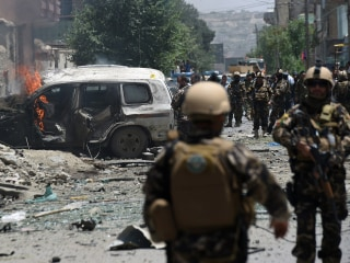 NATO Convoy in Kabul, Afghanistan, Hit by Suicide Bomb: Officials