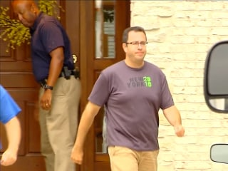 Cops Search Home of Subway Spokesman Jared Fogle