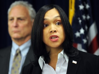Officers in Freddie Gray Case Suing Marilyn Mosby