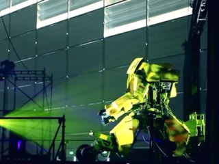 Mean Machines: U.S. and Japan Prep for Giant Robot Showdown