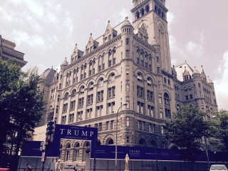 Trump Will Violate DC Hotel Lease By Taking Office, Say Experts