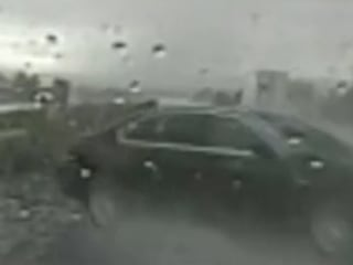 Video: Utah State Trooper Survives Terrifying Highway Crash