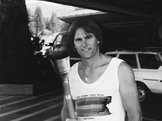 Olympic Torch Carried by Caitlyn Jenner in 1984 Up for Auction