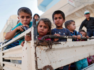 Syria Refugee Crisis Worsens as Four Million Flee Overseas: UNHCR
