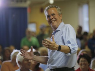 Opinion:  Will GOP Latino Outreach Go Beyond Bush Family?