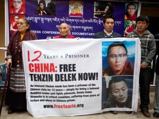 Tibetan Monk Tenzin Delek Rinpoche Dies in China Prison