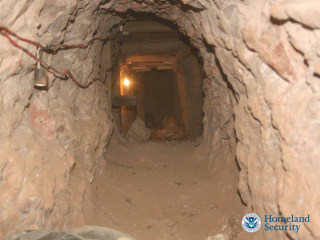 An Inside Look at Drug Tunnels Along the U.S. Border