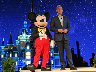 New Disney Shanghai Park to Have 'Distinctively Chinese' Flavor