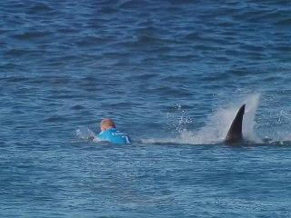 Mick Fanning's Mom Elizabeth Osborne Saw J-Bay Shark Attack Live on TV