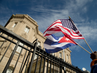 Kerry and Cuban Foreign Minister Laud Thawed Relations
