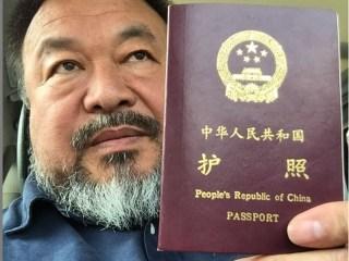 Ai Weiwei: China Returns Dissident Artist's Passport After 4 Years