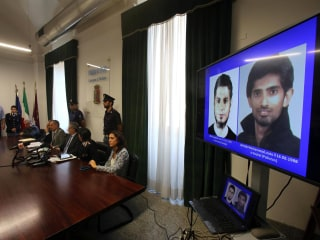 ISIS Supporters Plotted Attack on U.S.-Linked Base in Italy: Prosecutors