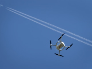 Drone Nearly Hits Lufthansa Plane Near Warsaw Airport: Man Questioned