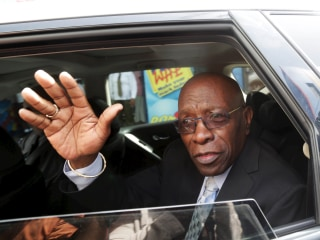 FIFA Scandal: U.S. Formally Requests Extradition of Jack Warner From Trinidad