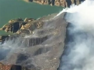 California Wildfire Near Napa Grows to 5,000 Acres