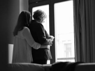 Angela Merkel Lookalike Gets Lesbian Kiss in Viral Magazine Ad