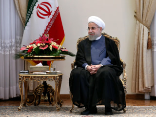 Iran's Rouhani Defends Nuclear Deal as 'New Page in History'