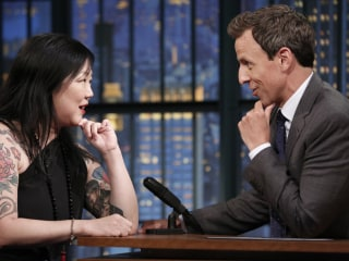 Margaret Cho: Whites 'Too Scared' to Talk Race with Blacks