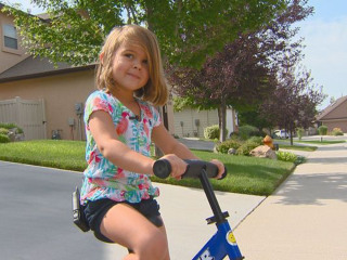 Idaho Girl Rosie Moran Spots House Fire, Helps Save Family